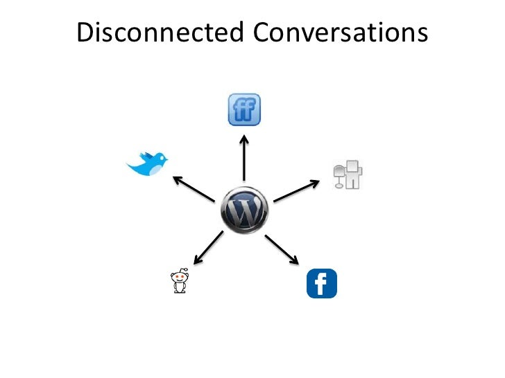 Disconnected Conversations