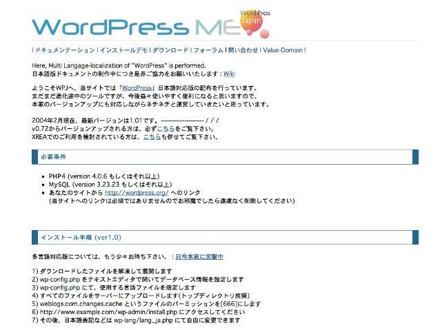 WordCamp SF 2007