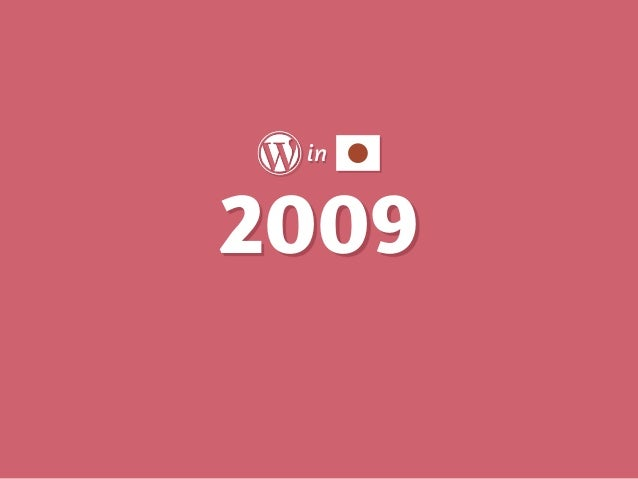 Why did WordPress become big in Japan?