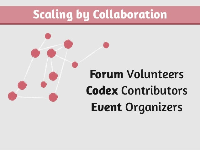 Learn from other communities & share ideas Tip #3