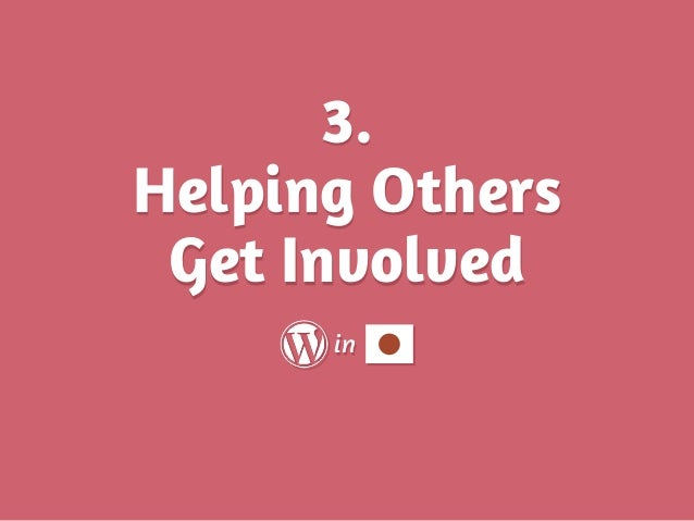 Believe in the power of your community. Tip #5