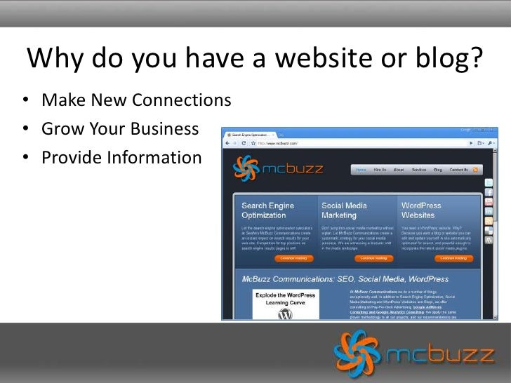WordCamp Vancouver 2010 - Search Engine Optimization (SEO) Tips for W… slideshare - 웹