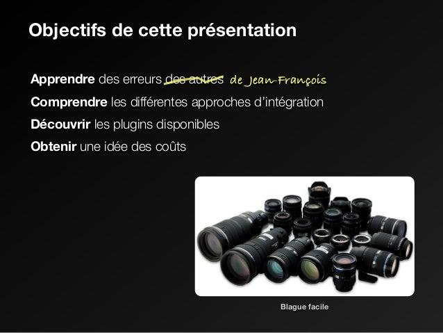 Commerce électronique + WordPress, à l'aide! Slide 3
