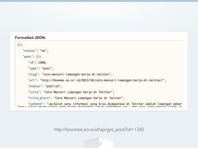 Create HTML5 Mobile Apps for WordPress Site slideshare - 웹