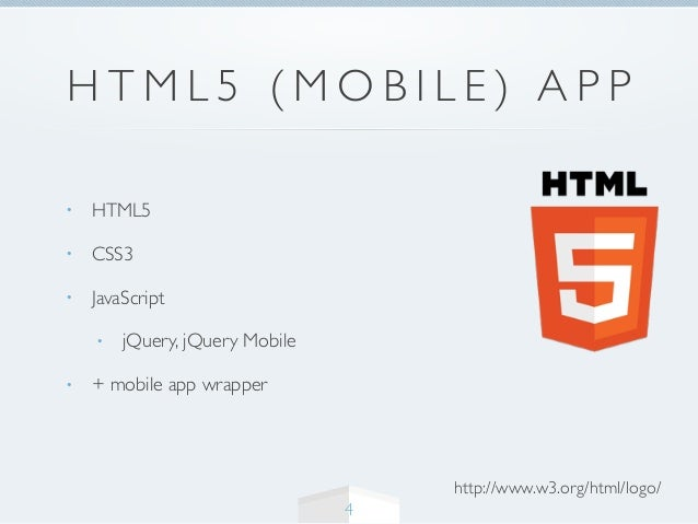 Create HTML5 Mobile Apps for WordPress Site slideshare - 웹
