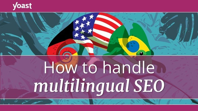 How to handle multilingual SEO