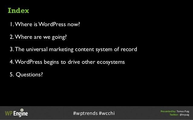 Design and Development Trends in WordPress Slide 3