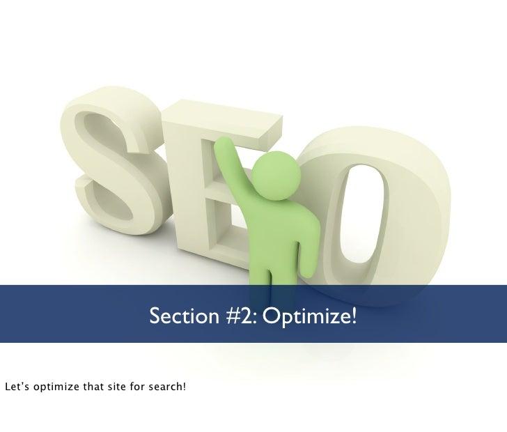WordCamp Ireland - 40 tips for WordPress Optimization slideshare - 웹