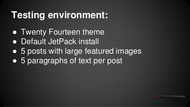 WordPress Performance Optimization - Jeff Matson - WordCamp Milwaukee… slideshare - 웹