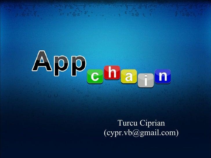 Turcu Ciprian (cypr.vb@gmail.com)