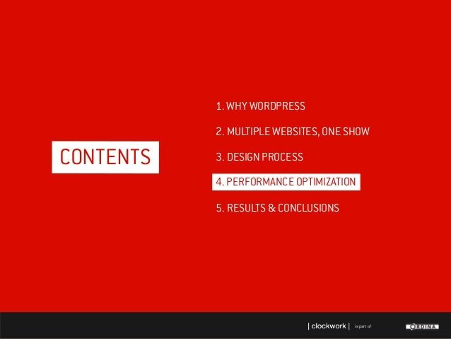 How WordPress enables The voice of Holland website(s) slideshare - 웹