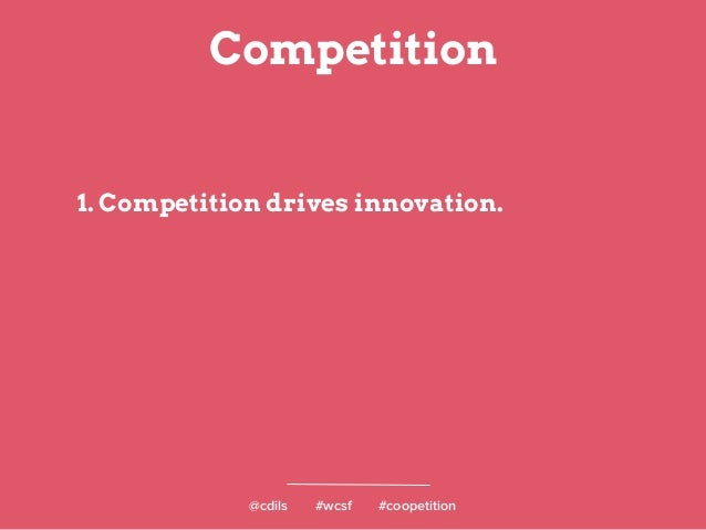Collaboration and Competition Slide 3