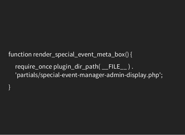 wp_enqueue_style( special-events-manager, plugin_dir_url( __FILE__ ) . 'css/special-event-manager-admin.css', array(), 1.0...