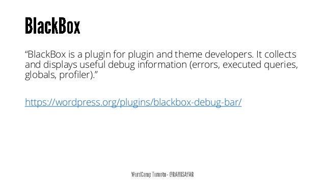 "bloginfo('wpurl') == ""WordPress address (URL)"" bloginfo('url') == ""Site address (URL)"" • These may evaluate to different U..."