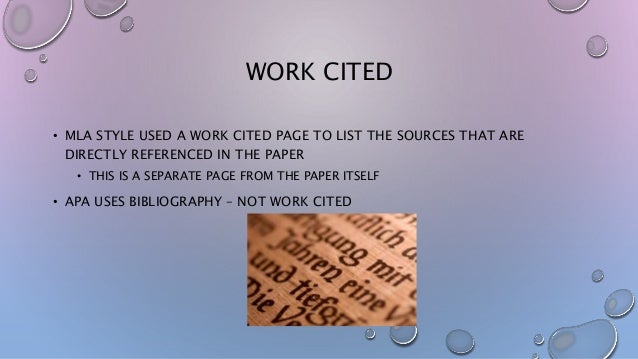 outline format for research paper turabian
