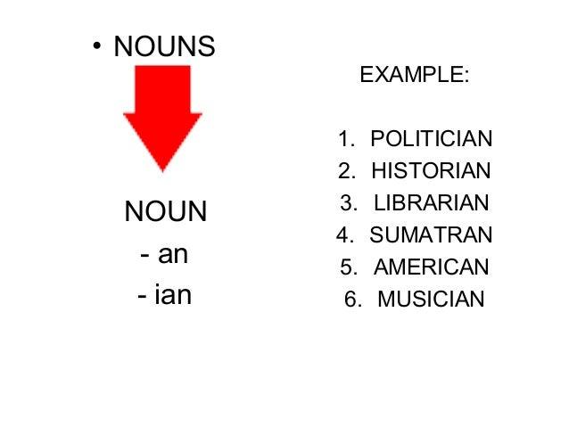 Word class