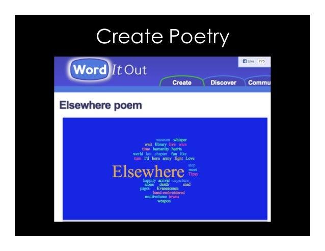 Create Poetry