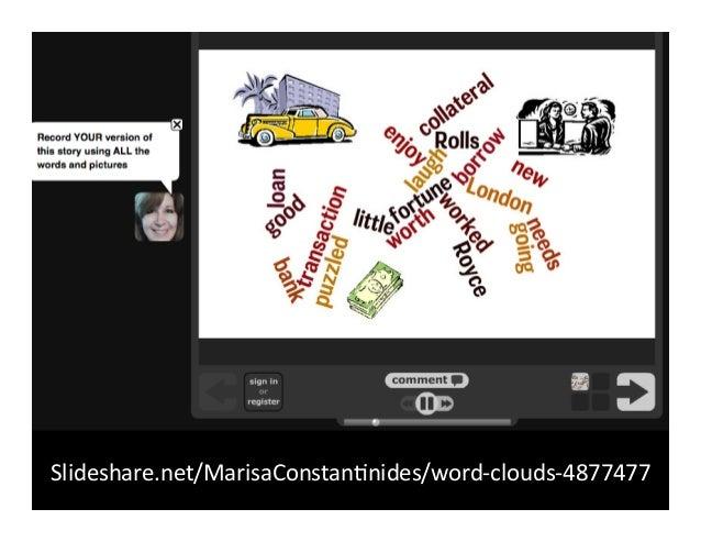 Slideshare.net/MarisaConstan.nides/word-clouds-4877477