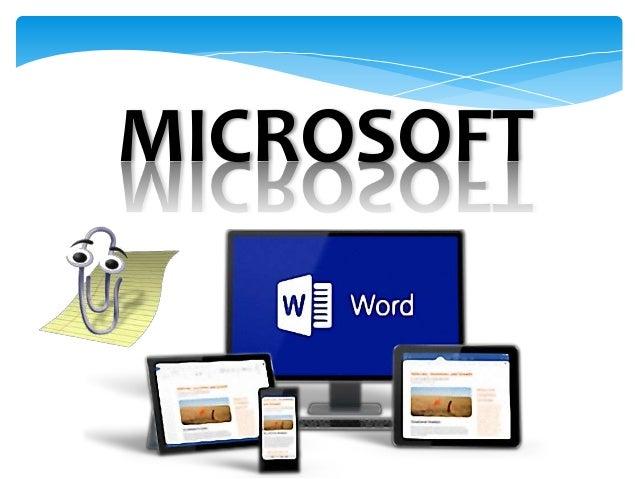 Microsoft Word: Encabezado y píe de página Slide 2