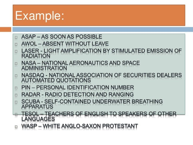 Blending word formation examples