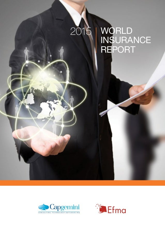 WORLD INSURANCE REPORT 2015