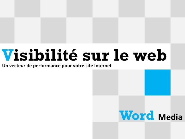 Word Media - La visibilité sur le web (référencement et moteurs de recherche)