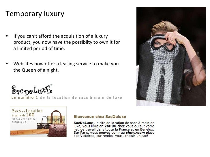 Word Of Mouth In Luxury Brands