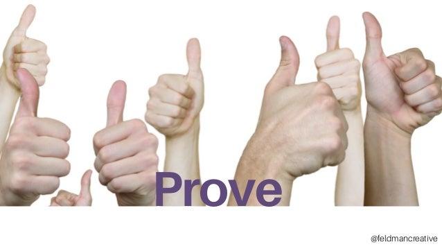 Prove @feldmancreative