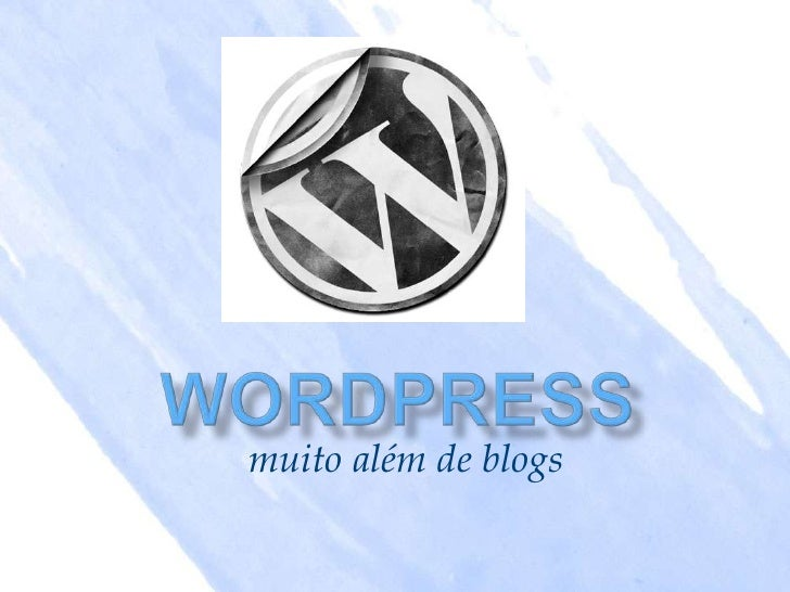 muito além de blogs