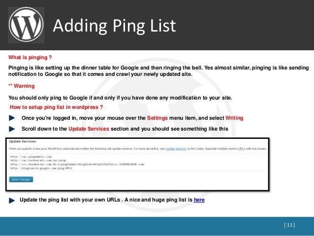 Ninja SEO Tips for Wordpress Blogs
