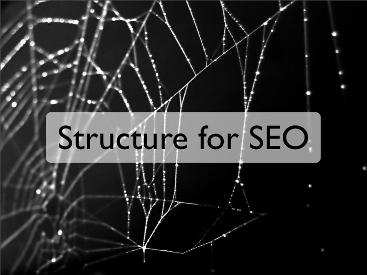 Structure for SEO