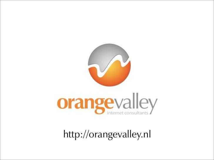 http://orangevalley.nl