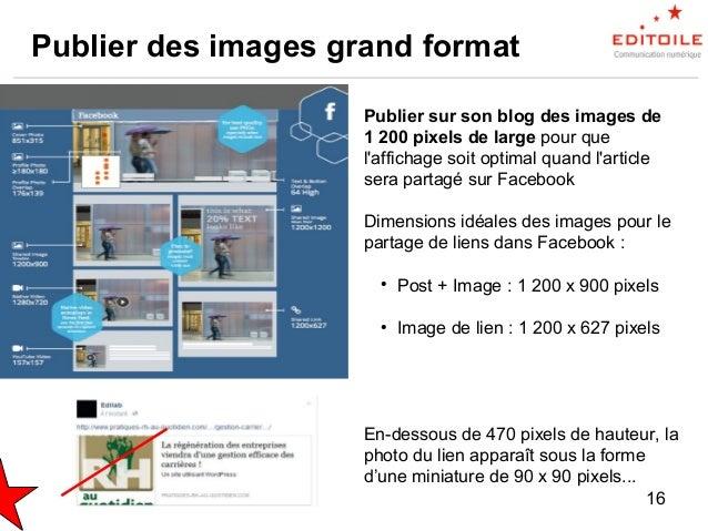 17 Préparer l'affichage sur Facebook All In One SEO Pack, extension bien connue pour améliorer le référencement naturel de...