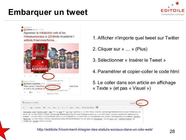 29 9 rue Vauban 33000 Bordeaux Tél. 05 35 54 62 10 info@editoile.fr www.editoile.fr Retrouvez-nous sur les réseaux sociaux...