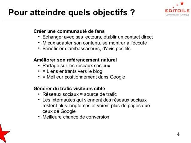 5 Réseaux sociaux = trafic Facebook et Twitter génèrent 15 % des visites des sites web français d'actualité, d'après AT In...