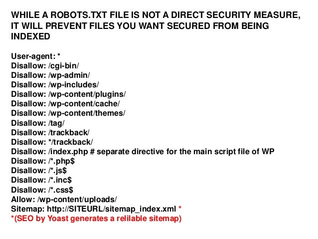 Wordpress Security & Hardening Steps