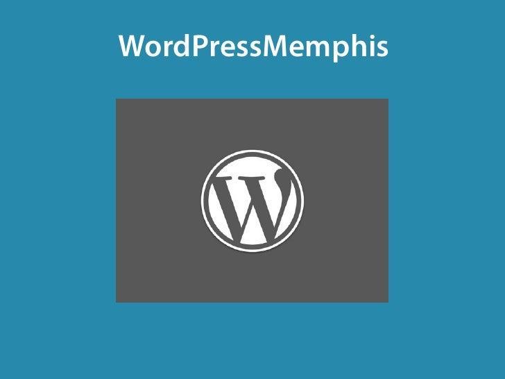 WordPressMemphis