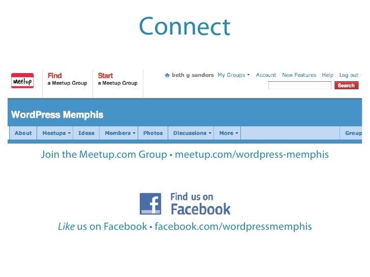 WordPress Memphis Kickoff: Why WordPress?