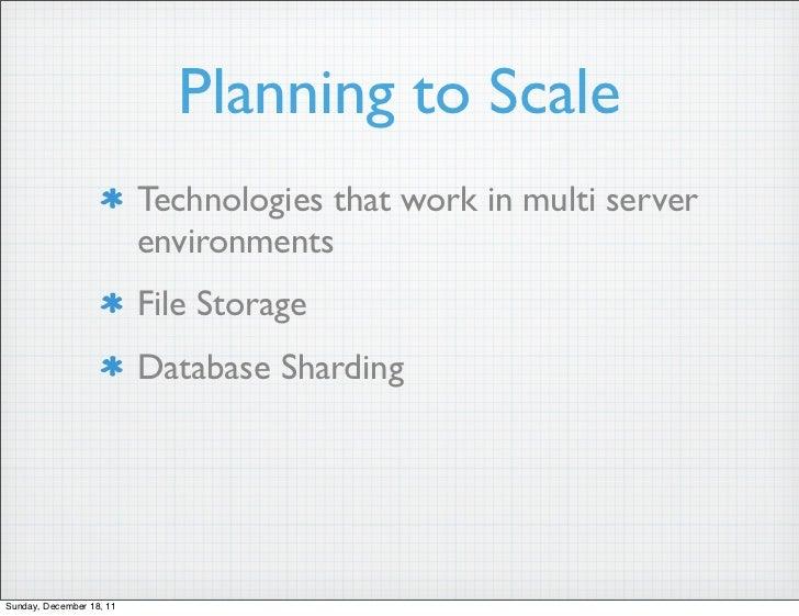 WordPress: Performance Optimization and Scaling - WordCamp Las Vegas … slideshare - 웹