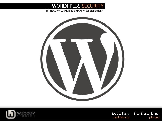Protect Your WordPress From The Inside Out