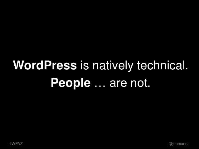 Troubleshooting WordPress - Tips & Advice Slide 2