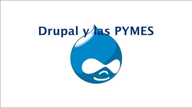 Drupal y las PYMES