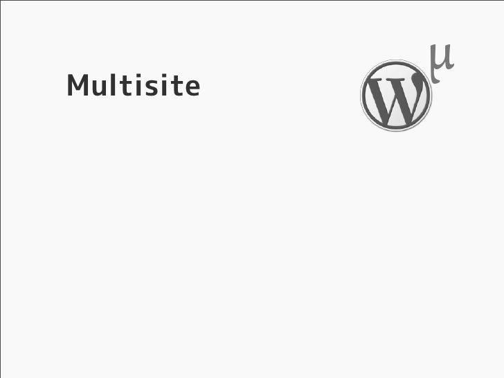 Set Your Sites on WordPress 3.0! - 웹