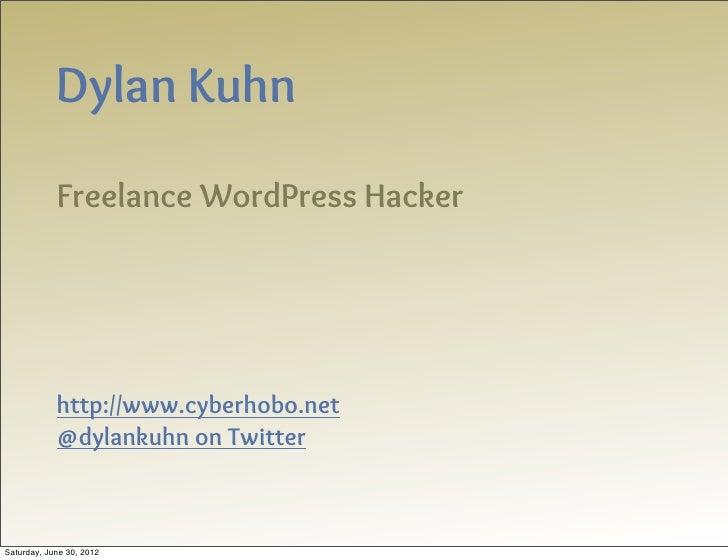 WordPress Ajax Recipes Slide 2