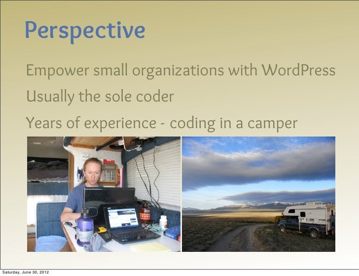 WordPress Ajax Recipes Slide 3