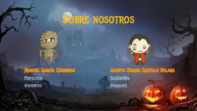 WordPress, another terror story (Spanish) Slide 2