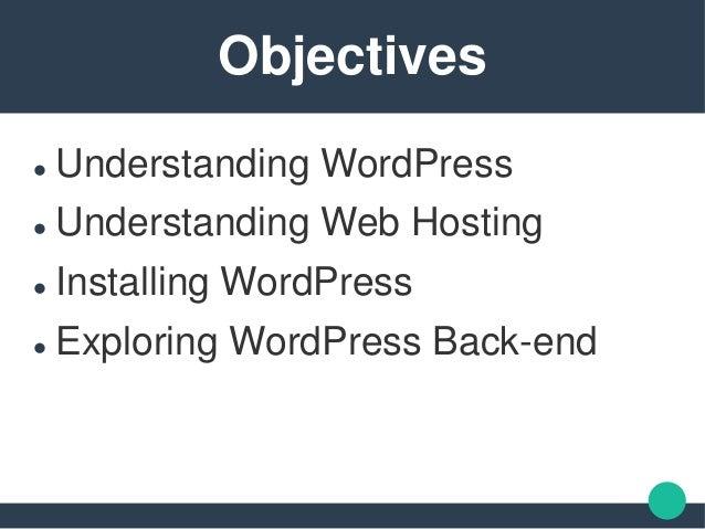 A Beginners Guide to WordPress by Lee Ndegwa Slide 2