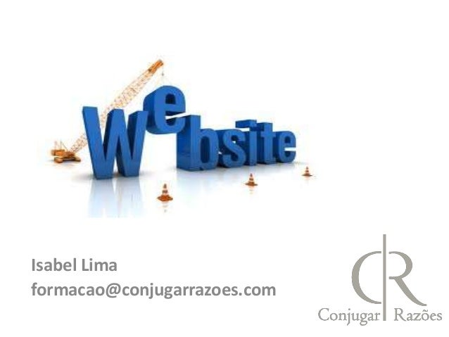 Isabel Lima formacao@conjugarrazoes.com