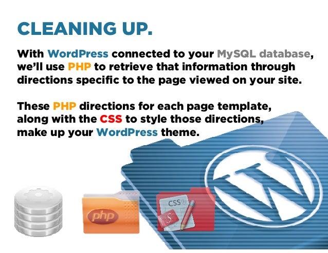 Dissecting WordPress Themes and Page Templates, WordPress Columbus Me… slideshare - 웹