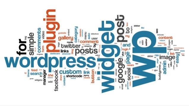 Wordpress:Do blog ao ...